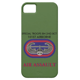 SPECIAL TROOPS BN 2ND BCT 101ST ABN iPHONE CASE