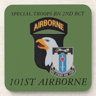 SPECIAL TROOPS BN 2ND BCT 101ST AIRBORNE COASTERS