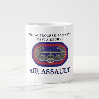 SPECIAL TROOPS BN 2ND BCT 101ST AIRBORNE MUG