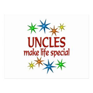Special Uncle Postcard