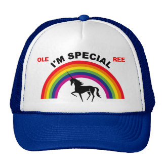 Special Unicorn Trucker Hat