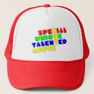 Special Unique Talented Trucker Hat