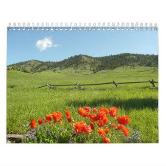 Special Vacation Places Calendar