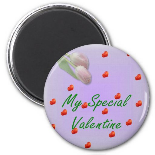 Special Valentines Magnet