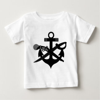 Special Warfare Boat Operator Rating Baby T-Shirt