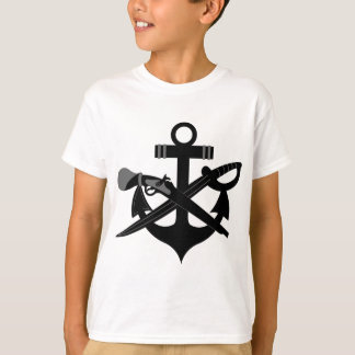 Special Warfare Boat Operator Rating T-Shirt