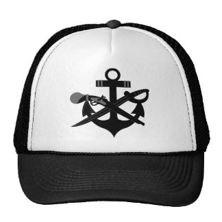 Special Warfare Boat Operator Rating Trucker Hat