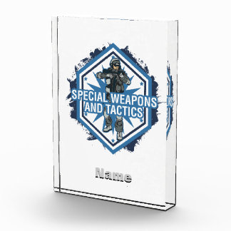 Special Weapons And Tactics Award