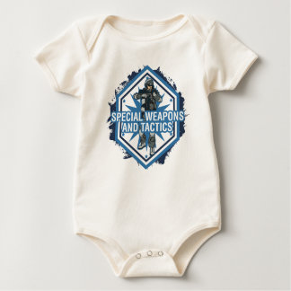 Special Weapons And Tactics Baby Bodysuit