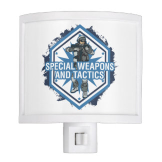Special Weapons And Tactics Night Light