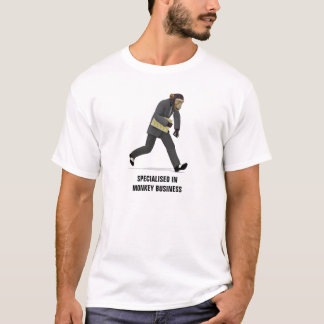 Specialised In Monkey Business T-Shirt