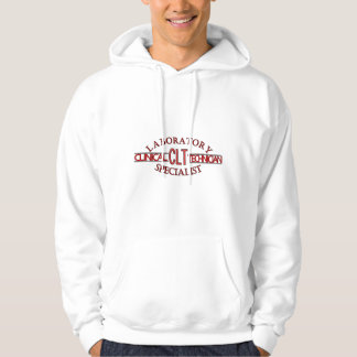 SPECIALIST CLT CLINICAL LABORATORY TECHNICIAN HOODIE
