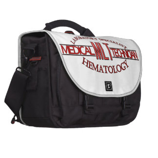 SPECIALIST LAB MLT HEMATOLOGY MEDICAL LABORATORY LAPTOP BAGS