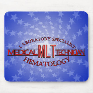 SPECIALIST LAB MLT HEMATOLOGY MEDICAL LABORATORY MOUSE PAD