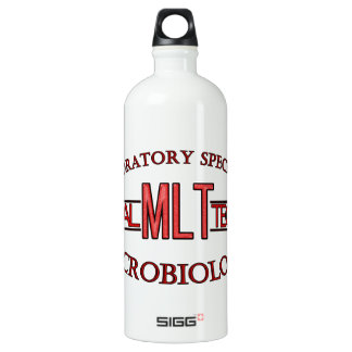 SPECIALIST LAB MLT MICROBIOLOGY MEDICAL LAB TECH WATER BOTTLE