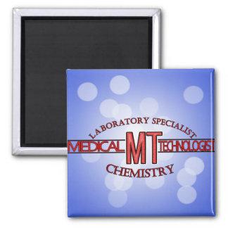SPECIALIST LAB MT CHEMISTRY MEDICAL LABORATORY FRIDGE MAGNETS