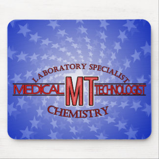 SPECIALIST LAB MT CHEMISTRY MEDICAL LABORATORY MOUSE PAD