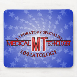 SPECIALIST LAB MT HEMATOLOGY MEDICAL TECHNOLOGIST MOUSE PAD