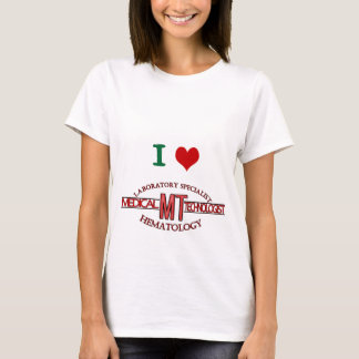 SPECIALIST LAB MT HEMATOLOGY MEDICAL TECHNOLOGIST T-Shirt