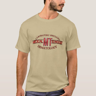 SPECIALIST LAB MT HEMATOLOGY MEDICAL TECHNOLOGIST T-Shirt