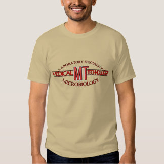SPECIALIST LAB MT MICROBIOLOGY MEDICAL TECH T-Shirt