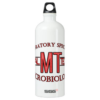 SPECIALIST LAB MT MICROBIOLOGY MEDICAL TECH WATER BOTTLE