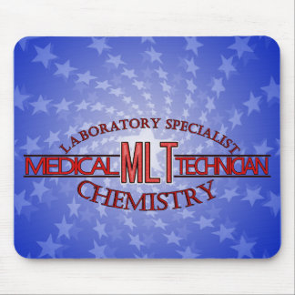 SPECIALIST  MLT CHEMISTRY MEDICAL LABORATORY TECH MOUSE PAD