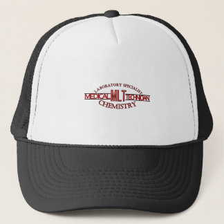 SPECIALIST  MLT CHEMISTRY MEDICAL LABORATORY TECH TRUCKER HAT