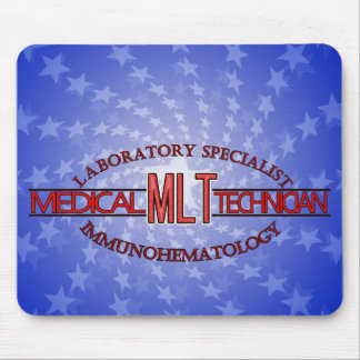 SPECIALIST MLT LAB IMMUNOHEMATOLOGY MOUSE PAD