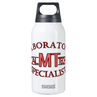 SPECIALIST MT MEDICAL TECHNOLOGIST INSULATED WATER BOTTLE