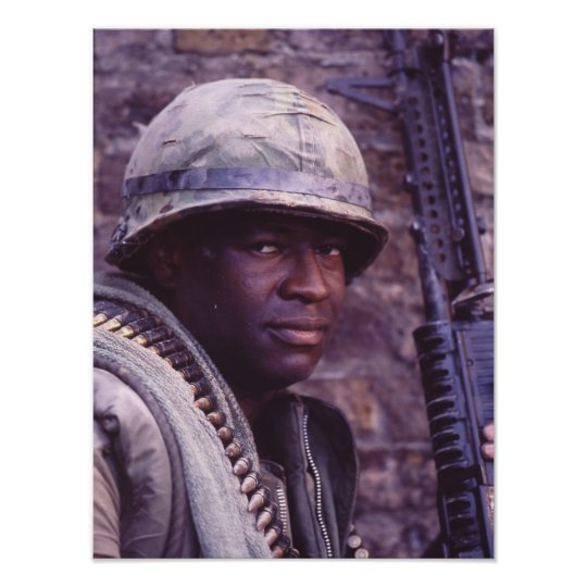 Specialist Vietnam War Poster