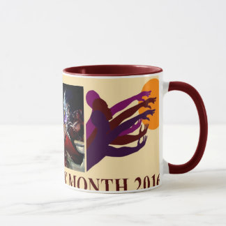 Specialty 2016 Black History Month Ring Mug