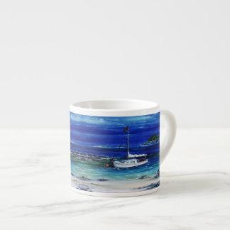 Specialty Espresso Mug Mooring Up