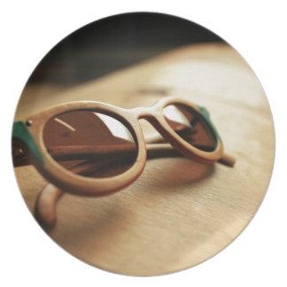 Specialty Eyewear Melamine Plate