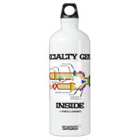 Specialty Genes Inside (DNA Replication) SIGG Traveler 1.0L Water Bottle