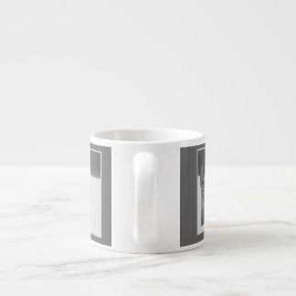 Specialty Mug 6 Oz Ceramic Espresso Cup