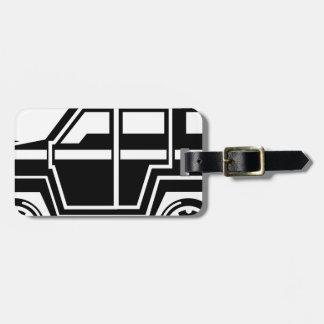 Specialty Vehicle Luggage Tag