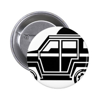 Specialty Vehicle Pinback Button