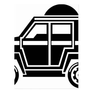 Specialty Vehicle Postcard