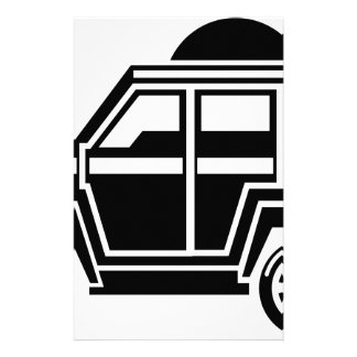 Specialty Vehicle Stationery