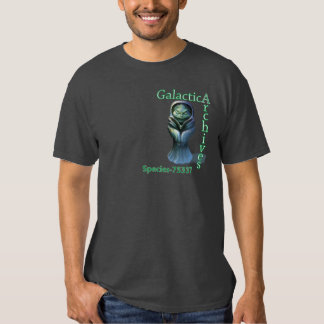Species-75337 Galatica Archive Shirt