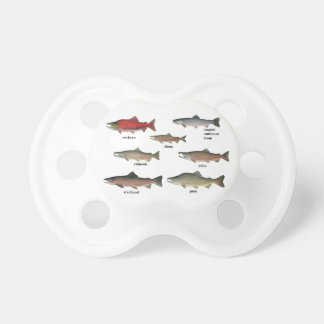 SPECIES OF SALMON PACIFIER