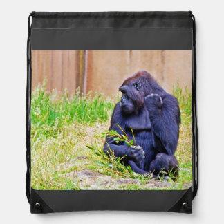 Species Subject Drawstring Bag