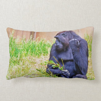 Species Subject Throw Pillow