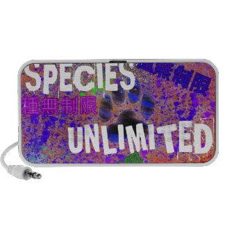 Species Unlimited Speakers