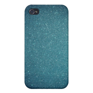 Speck Case Blue Green Glitter Photo Hipster 35 MM Covers For iPhone 4
