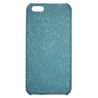 Speck Case Blue Green Glitter Photo Hipster 35 MM Case For iPhone 5C