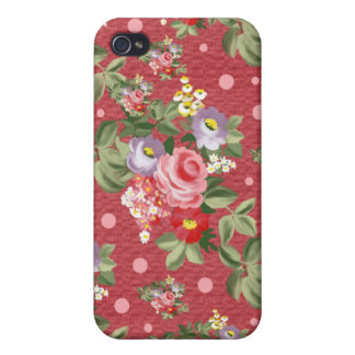Speck Case,flowers iPhone 4 Cases
