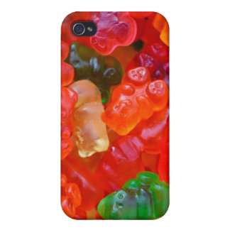 Speck Case Gummy Bears Covers For iPhone 4
