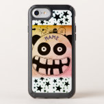 SPECK CASE HAPPY MONSTER WITH PERSONALIZED NAME